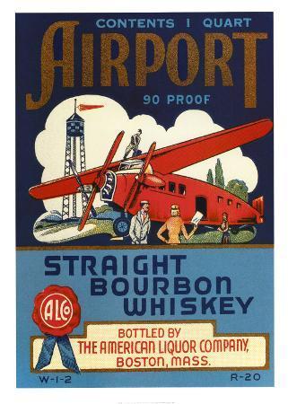 Airport - Straight Bourbon Whiskey