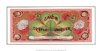 Trefle Vaissier Savon
