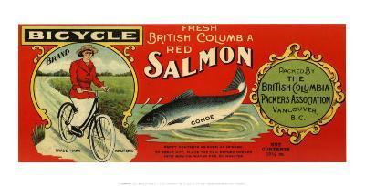 British Columbia Red Salmon