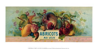 Abricots Au Jus