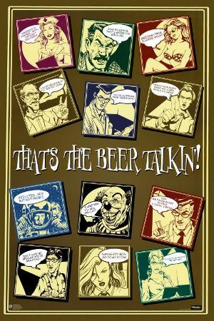 That's Beer Talkin'