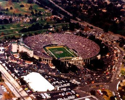 Rose Bowl - (UCLA)