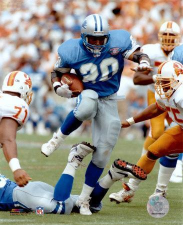 Barry Sanders - Action