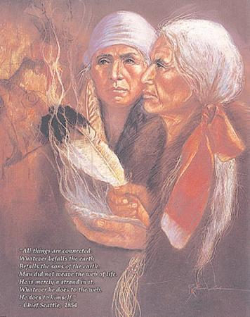 Chief Seattle Prayer