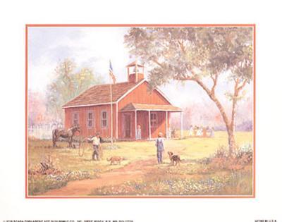 Red Schoolhouse