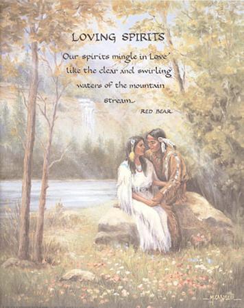 Loving Spirits