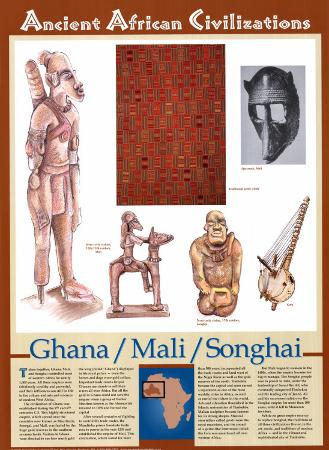 Ancient African Civilizations - Mali/Songhai