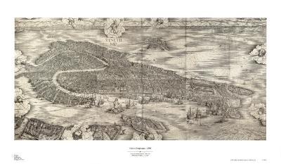 Venice Perspective, 1501