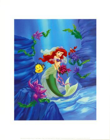 Ariel, Dreams Under the Sea