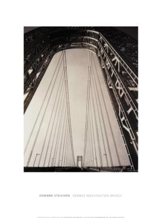 George Washington Bridge, 1931