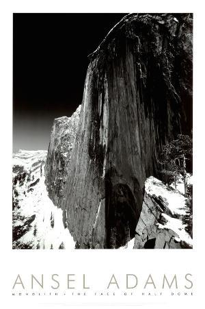 El Capitan, Winter Sunrise, Yosemite National Park, 1968