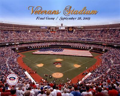 Veterans Stadium - 2003 Final Game, #2