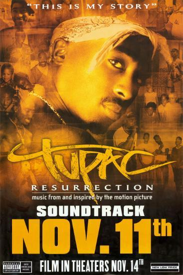 Tupac Resurrection Soundtrack Posters At Allposters Com