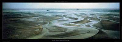 Basse Mer au Monts St Michel