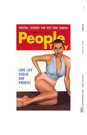 Men's Pulp Magazine Cover