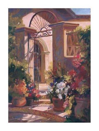 Fragrant Entrance