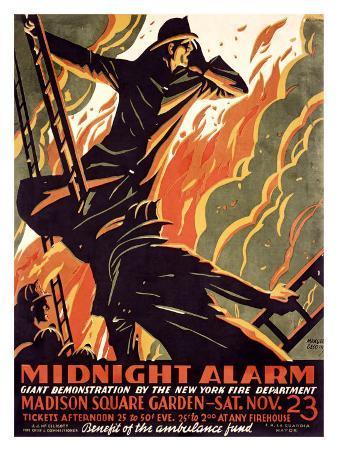 FDNY Midnight Alarm