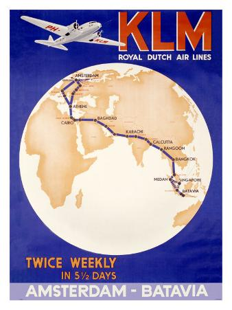 KLM / Royal Dutch Airlines