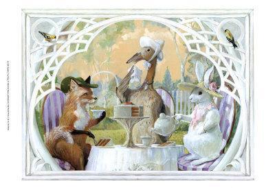 Rabbit's Tea Party