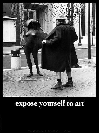 Expose Yourself to Art