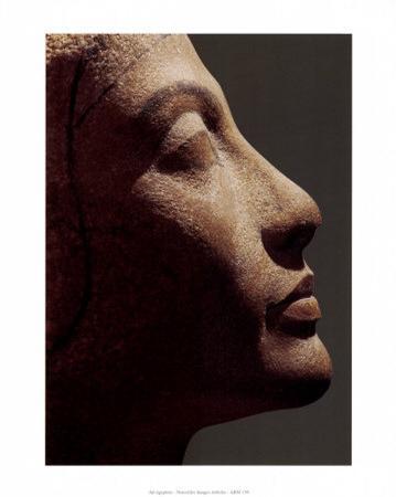 Nefertiti (detail)