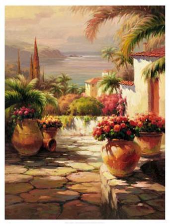 Courtyard View II