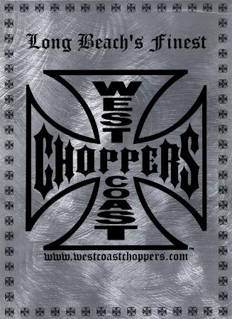West Coast Choppers - Logo