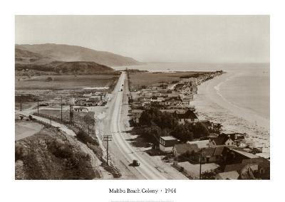Malibu Beach Colony, 1944