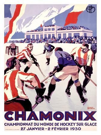 Chamonix, Hockey