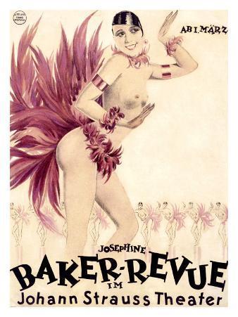 Josephine Baker Revue