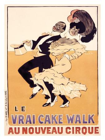 Le Vrai Cake Walk