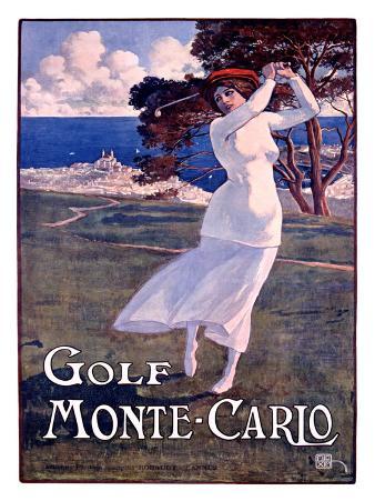 Golf, Monte Carlo