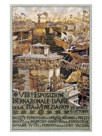 VIII Esposizone International Venezia