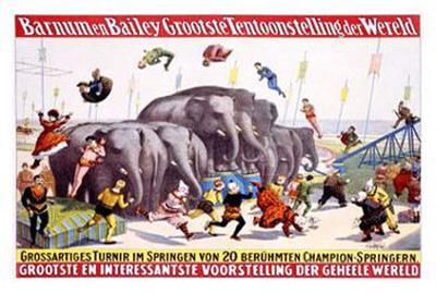 Barnum and Bailey, Grootste Tentoonstelling Der Wereld