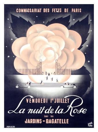 La Nuit de la Rose