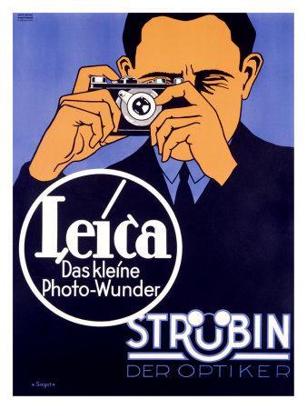 Leica Range Finder Camera