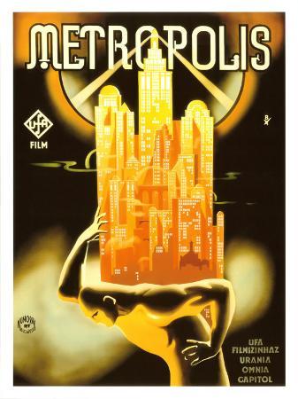 Metropolis, 1928