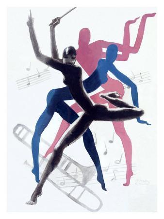 Jazz Dance, 1937