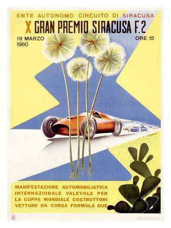 Italian Grand Prix, 1960