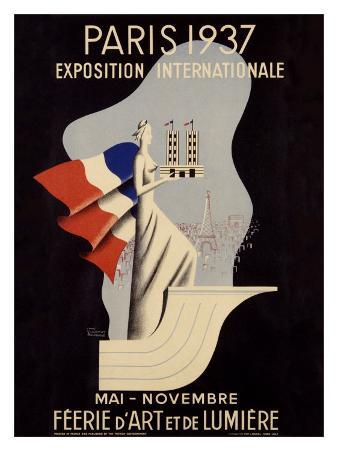 Exposition Internationale, Paris, 1937