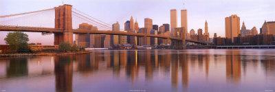 Reflections Of Manhattan