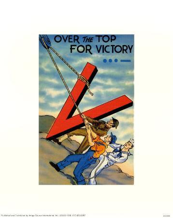 Over The Top For Victory