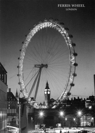 Ferris Wheel, London