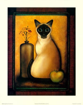 Framed Cat I