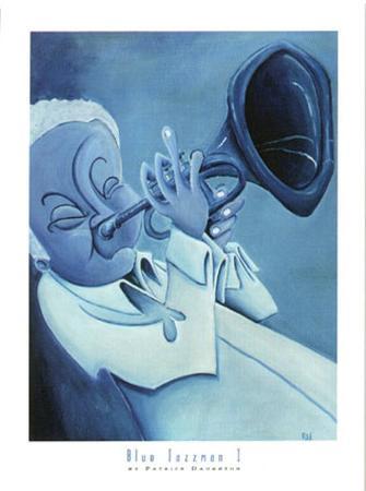 Blue Jazzman I