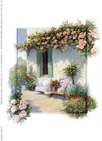 A veranda in bloom 2