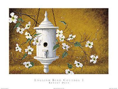 English Bird Cottage I