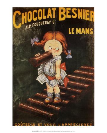 Chocolat Besnier Le Mans