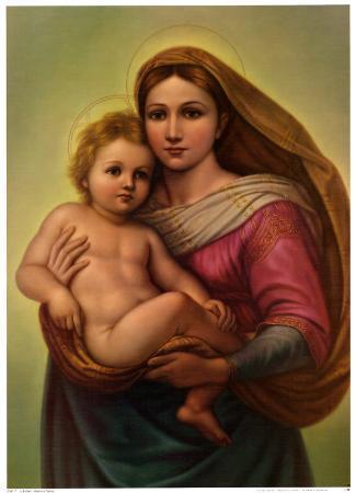 Madonna Sixtina