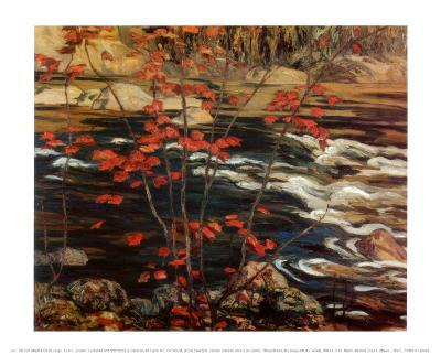 The Red Maple